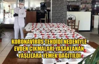 BANAZ'DA KORONAVİRÜS TEHDİDİ NEDENİYLE EVDEN...
