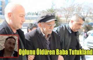 Uşak'ta Oğlunu Öldüren Baba Tutuklandı