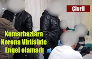 Çivril'de Kumar Oynarken Yakalanan 19 Kişiye...