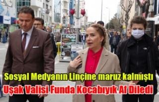 """Sosyal Medyanın Linç Ettiği Vali Kocabıyık""""..."""