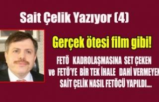 FETÖ KADROLAŞMASINA SET ÇEKEN ve FETÖ'YE BİR...