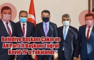BELEDİYE BAŞKANI MEHMET ÇAKIN VE AK PARTİ İL...