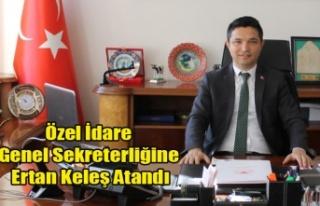 UŞAK İL ÖZEL İDARE GENEL SEKRETERLİĞİNE TARIM...