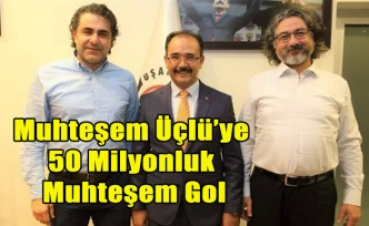 ALİ RIZA ÇÜMEN'İN TARLASINA ÖZEL PARSELASYONA SON DAKİKA GOLÜ