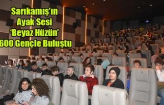 Sarıkamış'ın ayak sesi 'Beyaz Hüzün' filmi 600 gençle buluştu