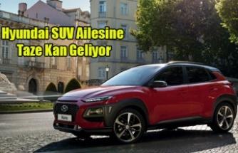Hyundai SUV Ailesine Taze Kan Geliyor
