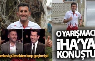 Türkiye'yi Güldüren Uşaklı Maratoncu Akın Yeniceli Konuştu..