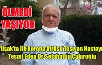 DR. SELAHATTİN ÇAKIROĞLU ÖLMEDİ YAŞIYOR..