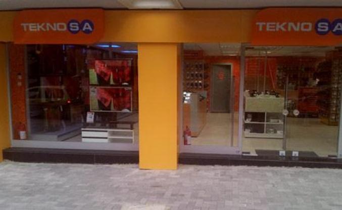 Teknosa, Uşak`ta İkinci Mağazasını Açtı