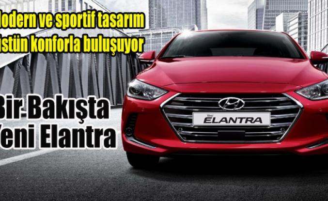Yeni Elantra Hyundai Çiftçioğlu Otomotivde Sizleri Bekliyor