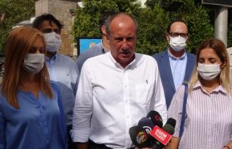 """İnce: """"Türkiye'nin Uşak battaniyesi sıcaklığına ihtiyacı var"""""""