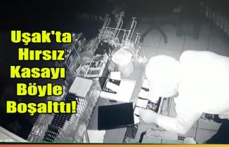 Dikilitaş'ta Hırsızlık anı güvenlik kameralarına böyle takıldı