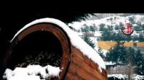 Uşak Kar Manzaraları Videosu